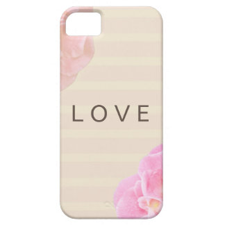 Pink Floral IPhone case Nicole
