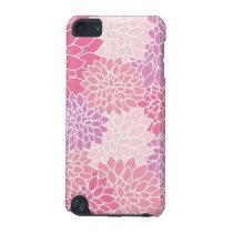Pink Floral iPod 5 Case