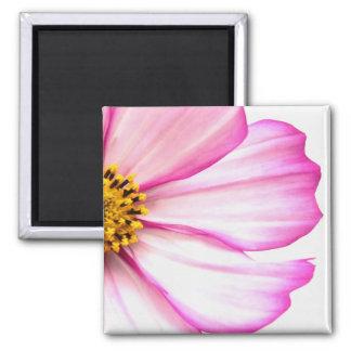Pink Floral Magnet