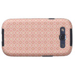 Pink Floral Pattern Texture 2 Galaxy S3 Case