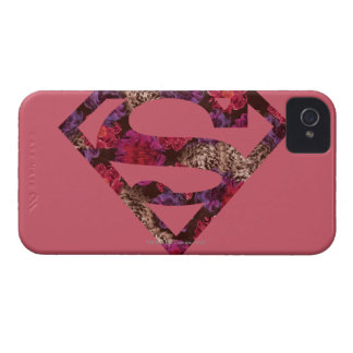 Pink Floral S-Shield iPhone 4 Covers