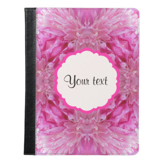 Pink Florals iPad Case
