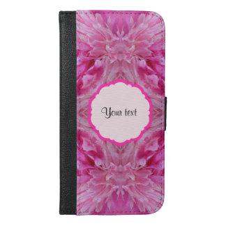 Pink Florals iPhone 6/6s Plus Wallet Case