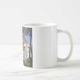 Pink Florida Cottage Coffee Mug
