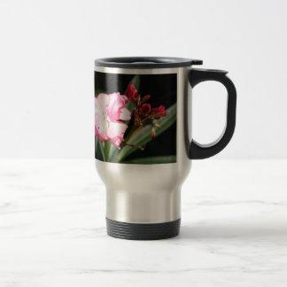 Pink flower #2, Italy Travel Mug