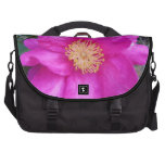 pink flower bags for laptop