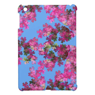 pink flower case for the iPad mini