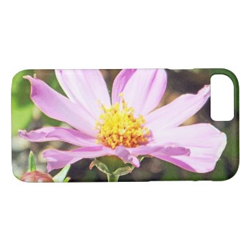 Pink Flower iPhone 8/7 Case