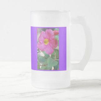 Pink Flower Coffee Mugs