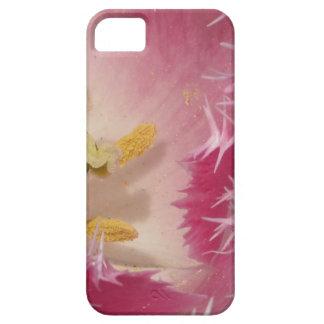 Pink Flower Crush iPhone SE/5/5s Case