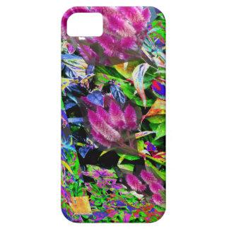 Pink Flower Garden iPhone 5 Cover