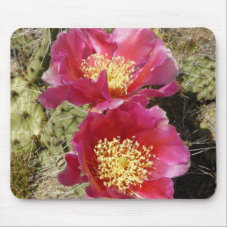 Pink Flower I Mouse Pad