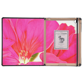 Pink Flower ipad Covers