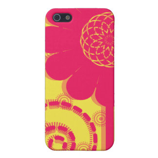 Pink Flower iPhone 4 Speck Case iPhone 5 Covers