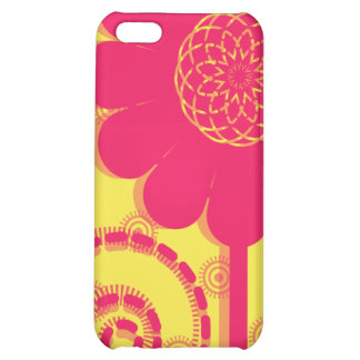 Pink Flower iPhone 4 Speck Case iPhone 5C Case