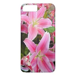 Pink Flower iPhone 8 Plus/7 Plus Case