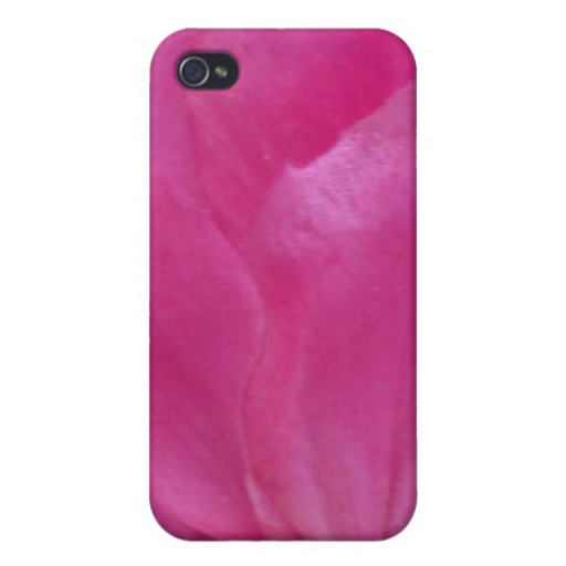 Pink Flower iPhone 4/4S Cases