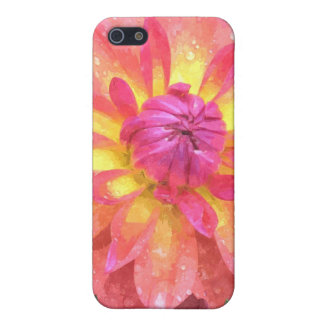 Pink Flower-  iPhone SE/5/5s Case