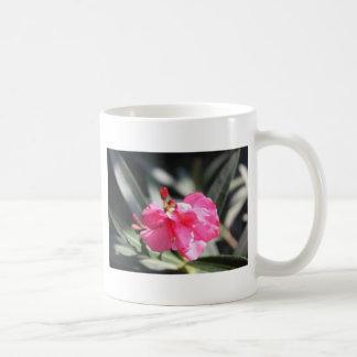 Pink flower, Italy Coffee Mug