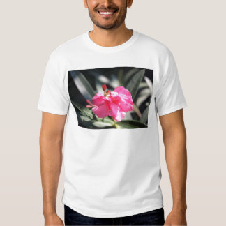 Pink flower, Italy T Shirt
