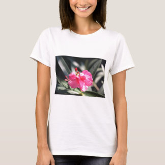 Pink flower, Italy T-Shirt