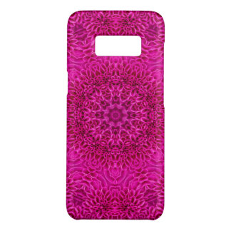 Pink Flower Kaleidoscope   Phone Cases