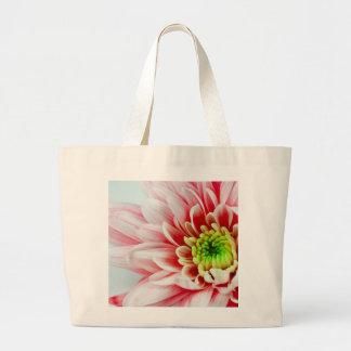 Pink Flower Macro Bag