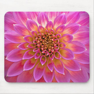 Pink Flower Mouse Pads
