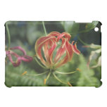 Pink flower petals color photo ipad computer case cover for the iPad mini