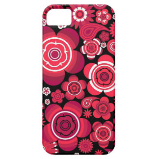 Pink Flower Power Collection iPhone SE/5/5s Case