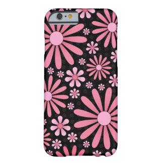 Pink Flower Power Phone Case