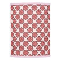 Pink Flower Ribbon Lamp Shade
