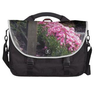 PINK Flower sensual romantic colorful lowprice fun Commuter Bag