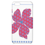 Pink Flower Spec Case iPhone 5C Covers
