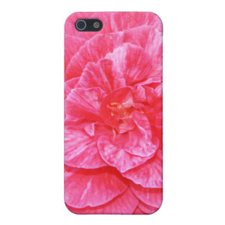 Pink Flower Stand Out iPhone SE/5/5s Case