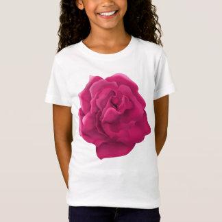 Pink flower T-Shirt