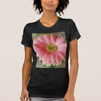 Pink Flower T Shirts