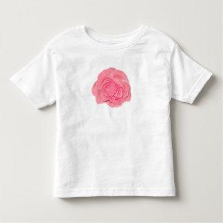 Pink Flower Toddler Tee