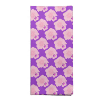 Pink Flower with Butterfly Dinner Napkins