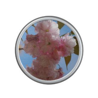Pink Flowering Cherry Tree Speaker