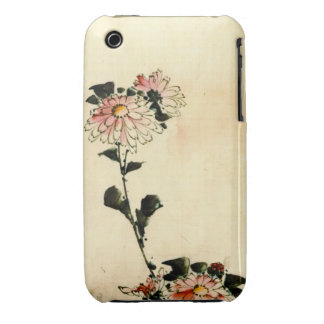 Pink Flowers 1840 iPhone 3 Case-Mate Case