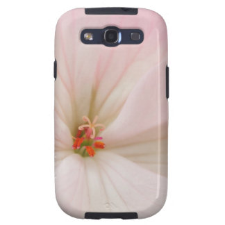 Pink flowers galaxy s3 cover