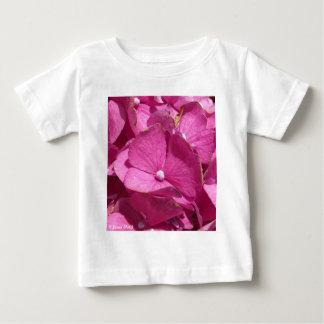 Pink Flowers Infant T-Shirt