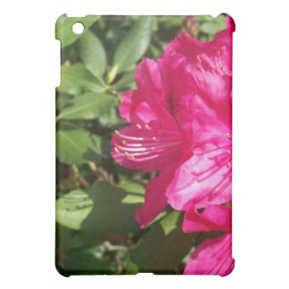 Pink Flowers iPad Mini Cases