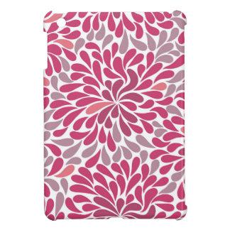 pink flowers iPad mini covers