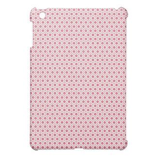 Pink Flowers Pattern - ipad case