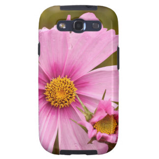 Pink Flowers phtographed by Tutti Galaxy S3 Cases