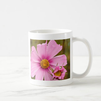 Pink Flowers phtographed by Tutti Coffee Mug