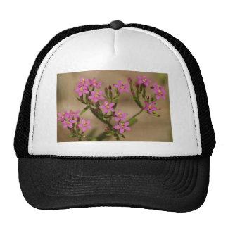 Pink Flowers Trucker Hat