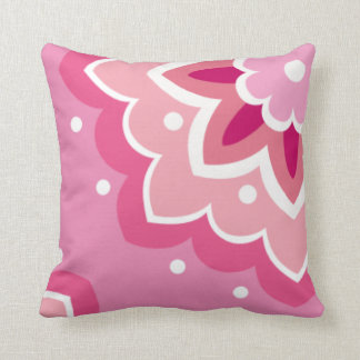 Pink & Flowery... Pillow